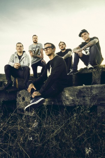 Roadrunner recording group The Amity Affliction has announced details of th